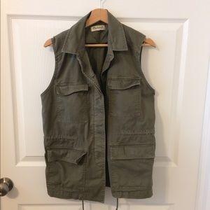 Madewell Utility Vest